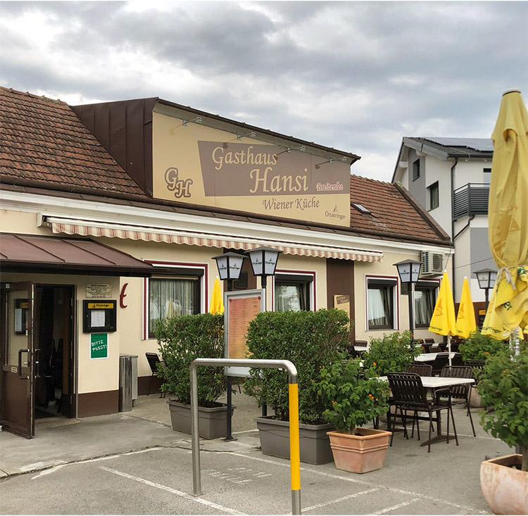 Gasthaus Hansi Breitenlee